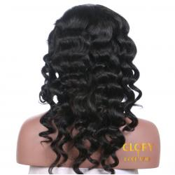 Wholesale Glueless Loose Wave 360 Lace Wig For Black Women 16inch