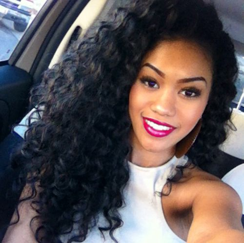 Wholesale Beautiful Kinky Curly Malaysian Human Hair Full Lace Wigs For Black Women 22inch