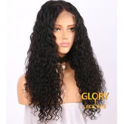 Wholesale Brazilian Virgin Hair Loose Wave 360 Lace Wigs For Black Women 22inch 180% Density